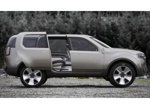 Ultimissime: Ford Explorer America Concept - Foto 9 di 13