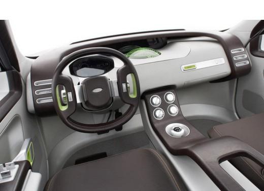 Ultimissime: Ford Explorer America Concept - Foto 2 di 13