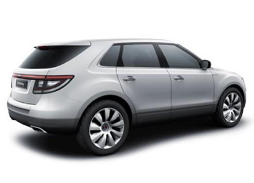 Ultimissime: Saab SUV
