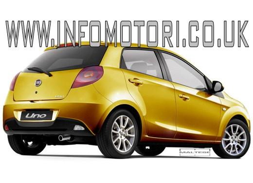 Fiat novità 2008 - Foto 8 di 9