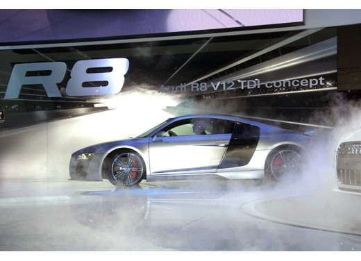 Audi al Detroit NAIAS 2008 Auto Show - Foto 1 di 16
