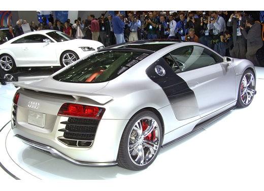 Audi al Detroit NAIAS 2008 Auto Show - Foto 6 di 16
