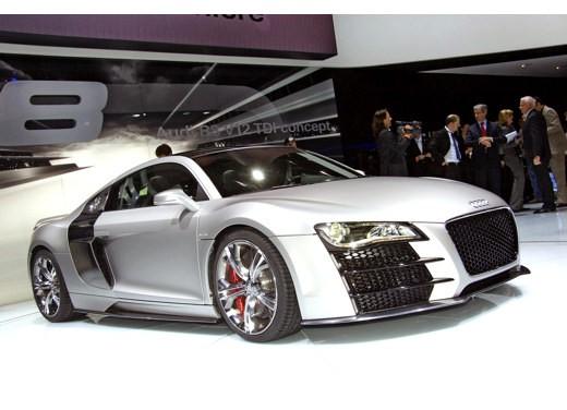 Audi al Detroit NAIAS 2008 Auto Show - Foto 8 di 16