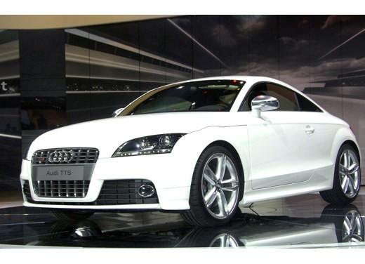 Audi al Detroit NAIAS 2008 Auto Show - Foto 13 di 16