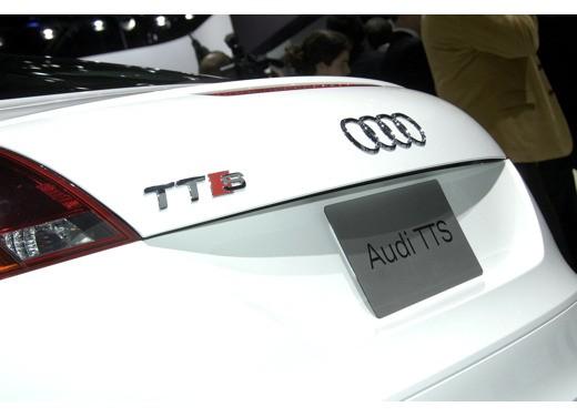 Audi al Detroit NAIAS 2008 Auto Show - Foto 3 di 16