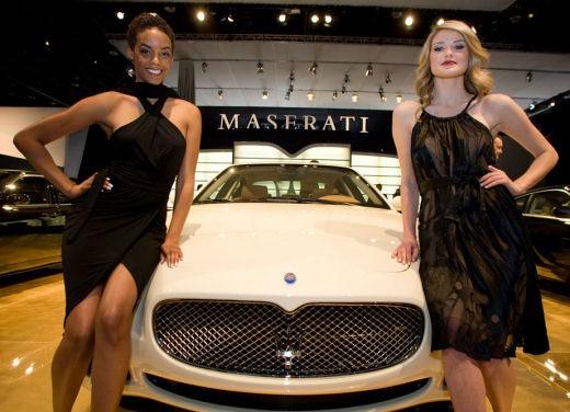 Maserati Quattroporte Collezione Cento - Foto 7 di 8