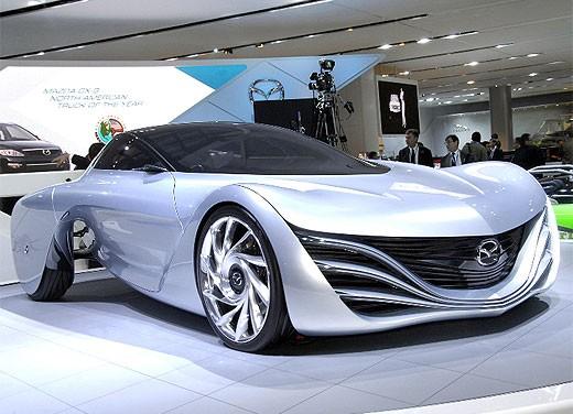 Mazda al Detroit NAIAS 2008 Auto Show - Foto 1 di 13