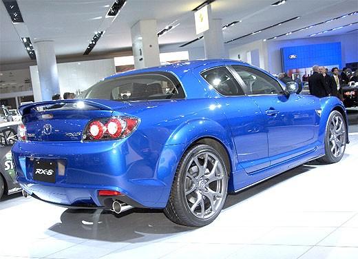 Mazda al Detroit NAIAS 2008 Auto Show - Foto 9 di 13