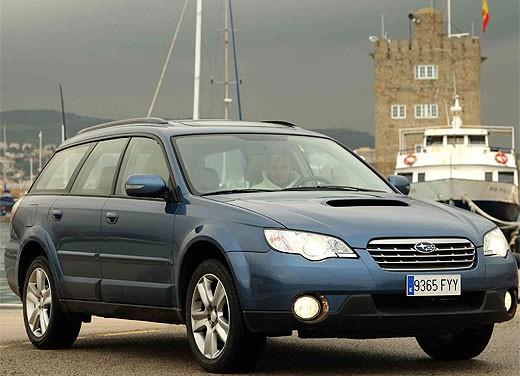 Subaru Legacy 2.0 D – Test Drive Report - Foto 2 di 23