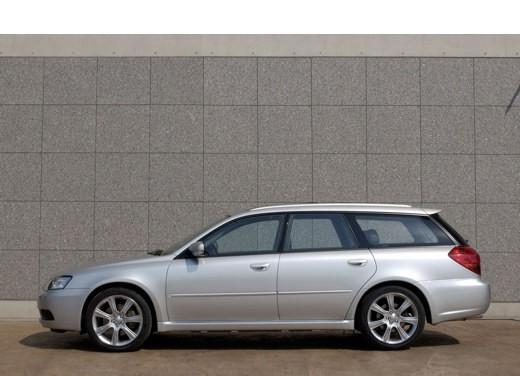 Subaru Legacy 2.0 D – Test Drive Report - Foto 17 di 23