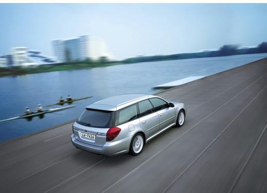 Subaru Legacy 2.0 D – Test Drive Report - Foto 18 di 23