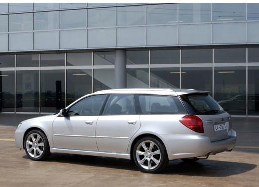 Subaru Legacy 2.0 D – Test Drive Report - Foto 19 di 23