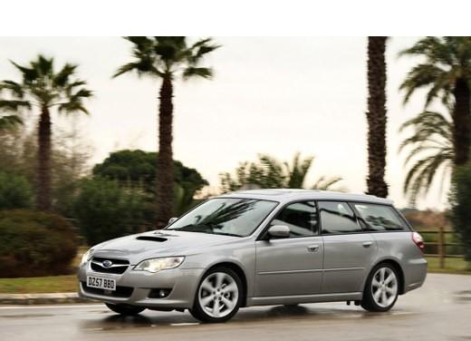 Subaru Legacy 2.0 D – Test Drive Report - Foto 20 di 23