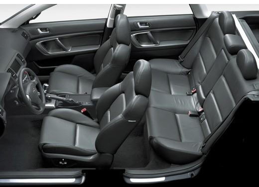 Subaru Legacy 2.0 D – Test Drive Report - Foto 22 di 23