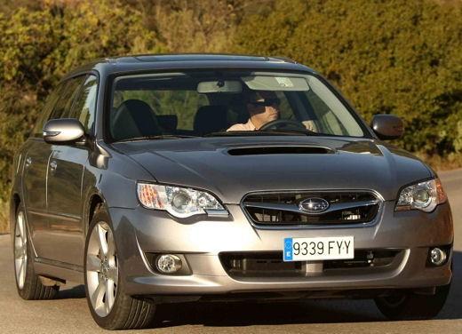 Subaru Legacy 2.0 D – Test Drive Report - Foto 7 di 23
