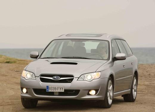 Subaru Legacy 2.0 D – Test Drive Report - Foto 8 di 23