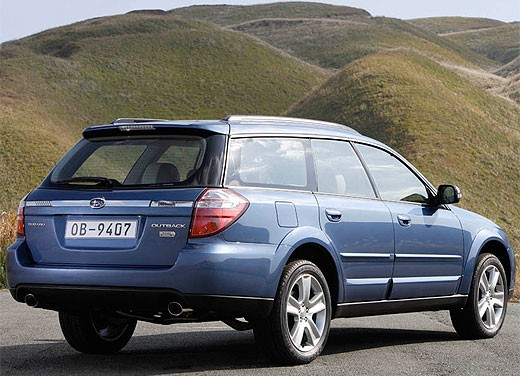 Subaru Legacy 2.0 D – Test Drive Report - Foto 4 di 23