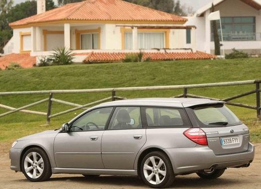 Subaru Legacy 2.0 D – Test Drive Report - Foto 9 di 23