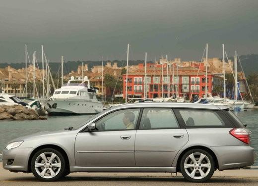 Subaru Legacy 2.0 D – Test Drive Report - Foto 10 di 23