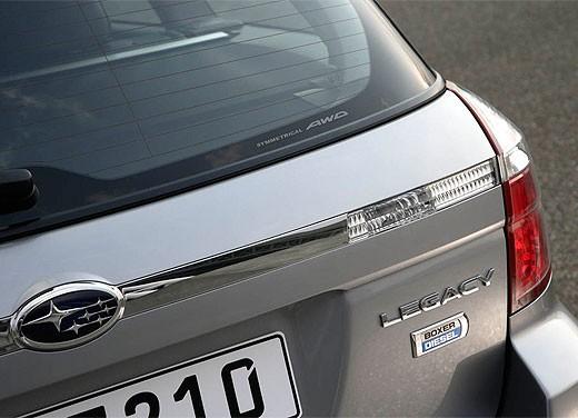 Subaru Legacy 2.0 D – Test Drive Report - Foto 6 di 23