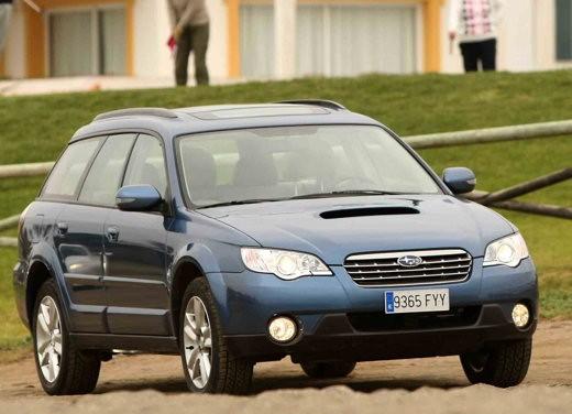 Subaru Legacy 2.0 D – Test Drive Report - Foto 11 di 23