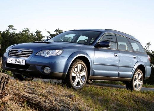 Subaru Legacy 2.0 D – Test Drive Report - Foto 12 di 23