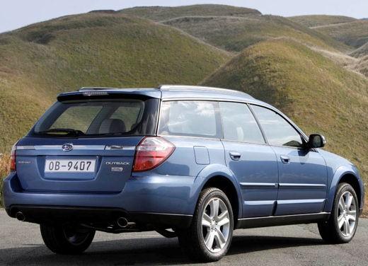 Subaru Legacy 2.0 D – Test Drive Report - Foto 13 di 23