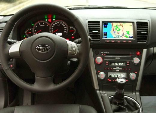 Subaru Legacy 2.0 D – Test Drive Report - Foto 14 di 23