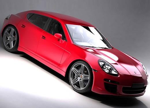 Ultimissime: Porsche Panamera - Foto 1 di 2
