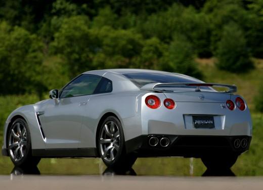 Nissan novità 2008 - Foto 5 di 9
