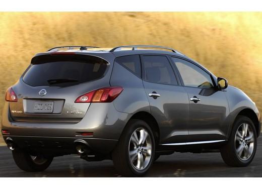 Nissan novità 2008 - Foto 8 di 9
