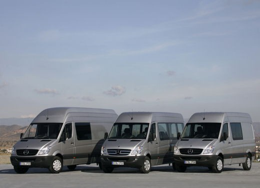 Mercedes Sprinter - Foto 3 di 3