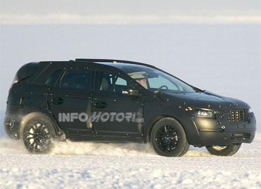 Volvo XC60 – Spy