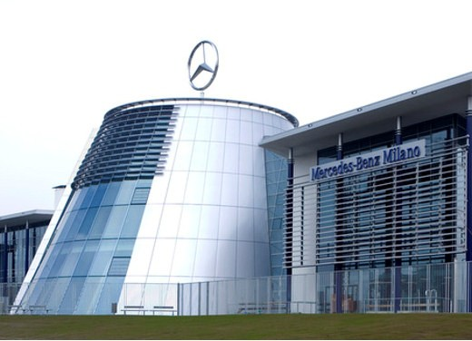 Mercedes Center Milano