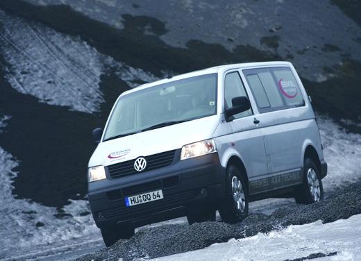 Volkswagen Transporter e Crafter - Foto 3 di 3