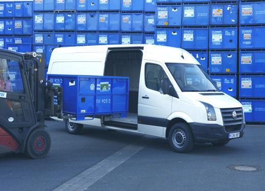 Volkswagen Transporter e Crafter - Foto 2 di 3