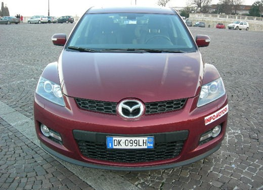 Mazda CX7 – Long Test Drive - Foto 17 di 26