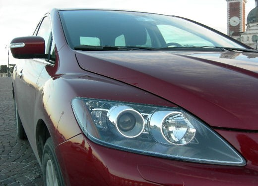 Mazda CX7 – Long Test Drive - Foto 16 di 26