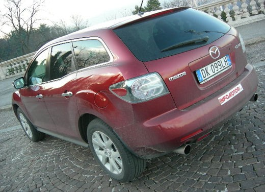 Mazda CX7 – Long Test Drive - Foto 20 di 26