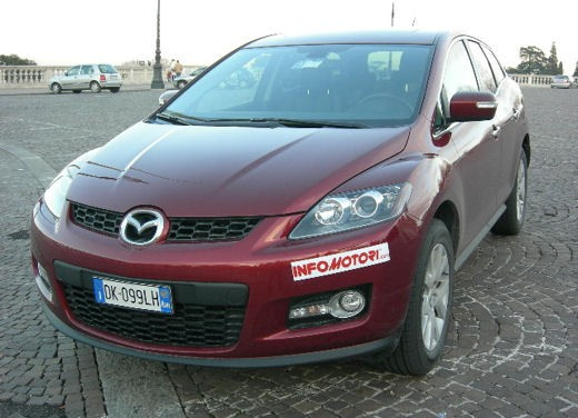 Mazda CX7 – Long Test Drive - Foto 18 di 26