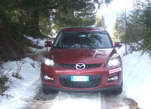 Mazda CX7 – Long Test Drive - Foto 10 di 26