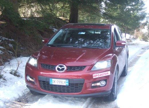 Mazda CX7 – Long Test Drive - Foto 9 di 26