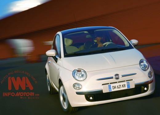 Fiat nuova 500 è l'Auto più Bella del Web 2008!