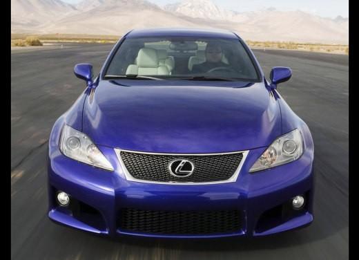 Lexus novità 2008