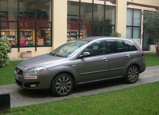 Fiat Croma 1.9 Multijet – Long Test Drive - Foto 8 di 13