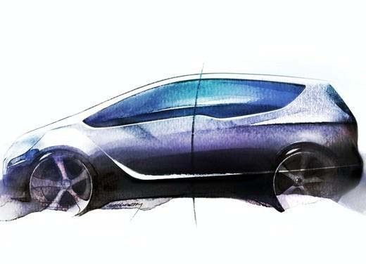 Opel nuova Meriva - Foto 1 di 4