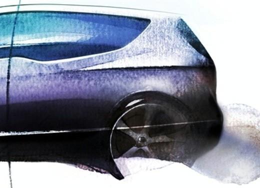 Opel nuova Meriva - Foto 3 di 4