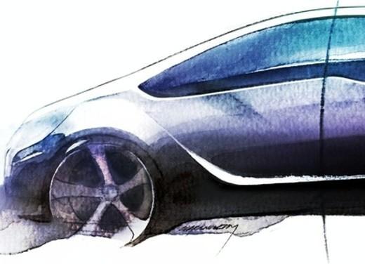 Opel nuova Meriva - Foto 4 di 4