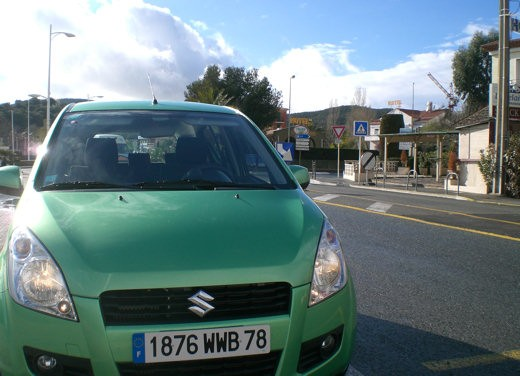 Suzuki Splash – Long Test Drive - Foto 28 di 33
