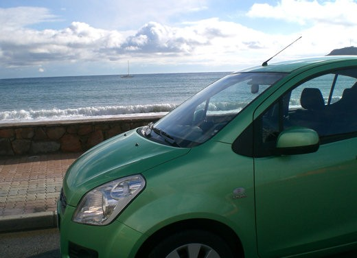 Suzuki Splash – Long Test Drive - Foto 31 di 33